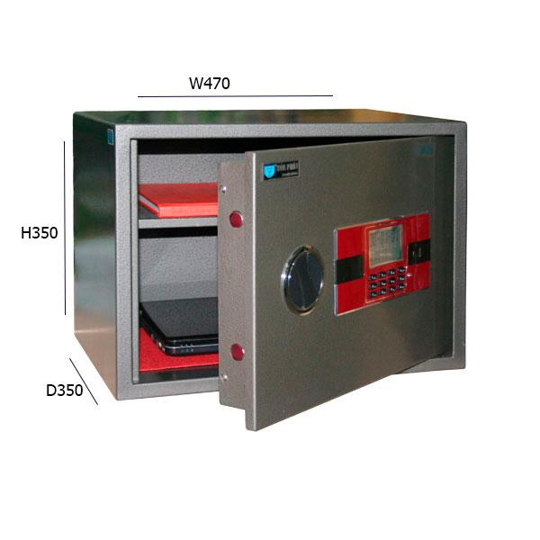 15 mẫu két sắt Hòa Phát mini hiện đại