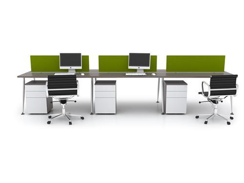 Vách ngăn bàn làm việc chuyên nghiệp cho nội thất văn phòng