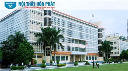 Nội thất hội trường Học viện Kỹ thuật quân sự