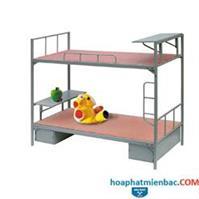 Tạo điểm nhấn cho phòng ngủ với giường tầng Hòa Phát