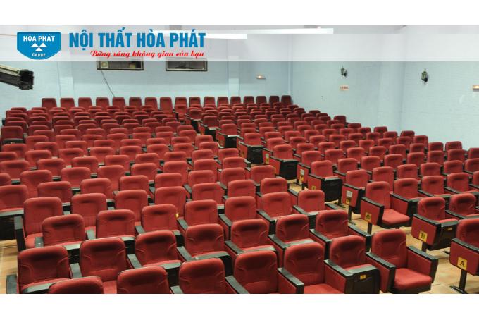 Bàn ghế hội trường nhà hát múa rối trung ương