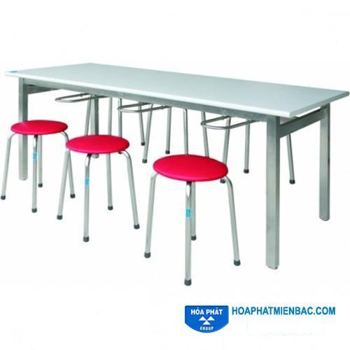 Bàn ghế ăn công nghiệp BA01-14