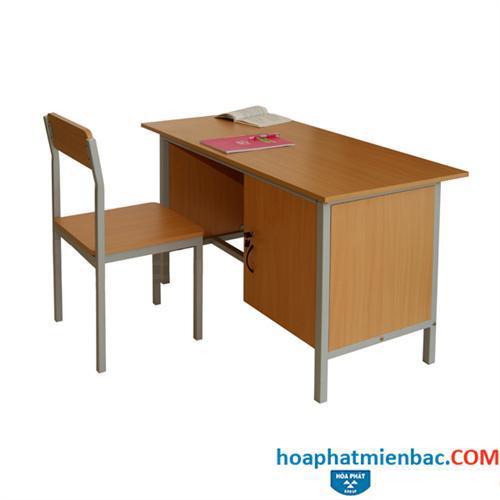 Bàn ghế giáo viên BGV103+GGV103