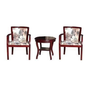 Bàn ghế khách sạn BKS05+GKS05