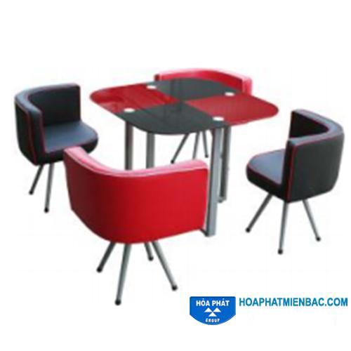 Bộ bàn ghế cafe B38 + G38