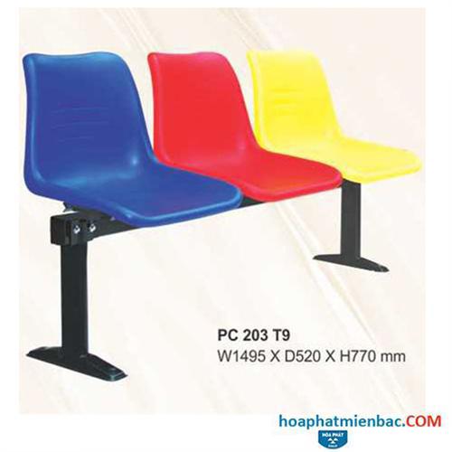 Ghế phòng chờ PC203T9
