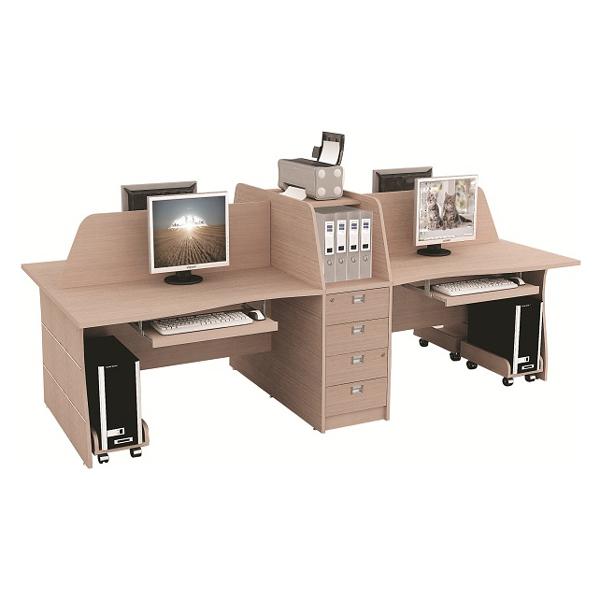 Module bàn làm việc HRMD03