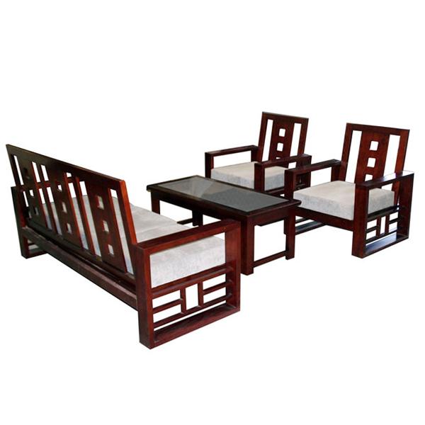 Salon gỗ BF72