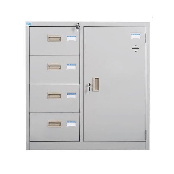 Lựa chọn tủ văn phòng chất liệu bền đẹp